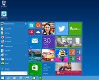 Microsoft announces Windows 10, Insider Programme