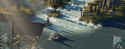 Former Bioshock devs unveil The Flame in the Flood