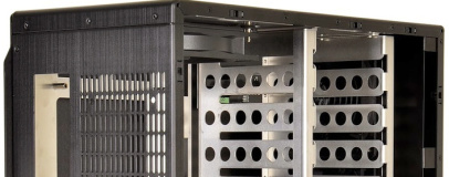 Lian Li shows off PC-Q26 NAS chassis