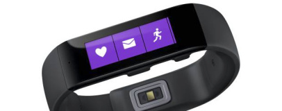Microsoft launches Band wearable, Health app