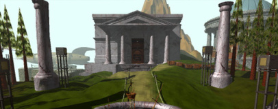 Myst to return as TV series, tie-in game
