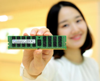 Samsung begins 32GB DDR4 module production