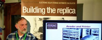 TNMOC, CCS open EDSAC rebuild exhibit