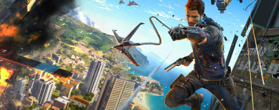 Just Cause 3 announced