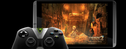 Nvidia announces Shield Tablet 'Green Box' Bundle