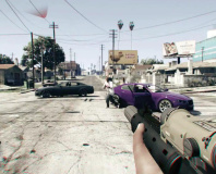 Rockstar shows off GTAV first-person mode