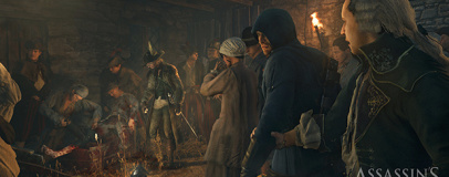 Ubisoft coughs to Assassin's Creed Unity AMD bugs