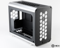 Hex Gear enters enthusiast case market with modder-inspired R40