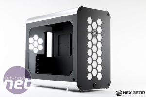 Hex Gear enters enthusiast case market with modder-inspired R40 *Hex Gear enters enthusiast case market with modder-inspired R40