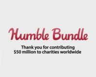 Humble Bundles hit $50m mark raised for charity