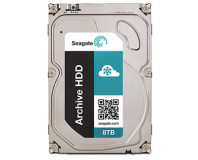 Seagate launches ultra-cheap 8TB Archive drive