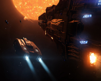 Star Citizen cheers on Elite: Dangerous