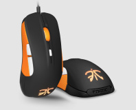 SteelSeries launches Team Fnatic keyboard, mouse, headset