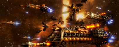 Battlefleet Gothic: Armada announced