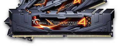 G.SKILL announces Ripjaws 4 DDR4 3,400MHz kit