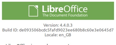 LibreOffice gets overhaul for 4.4.0 release