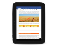 Microsoft launches Office for Android