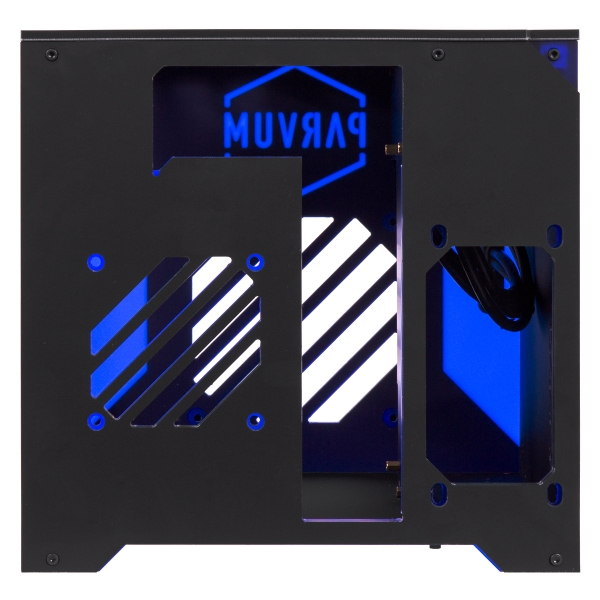 Mini-ITX Parvum X1.0 Case now available from OcUK for £99.95
