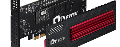 Plextor announces M6e Black Edition, M7e SSDs