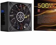 SilverStone Launches SX500-LG - A 500W SFX-L Form Factor PSU