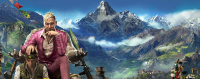 Ubisoft deletes 'fraudulent' Far Cry 4 keys
