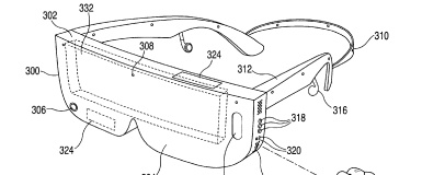 Apple patents Gear VR-like headset technology