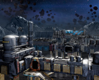 Asteroids being rebooted as open-world survival MMO