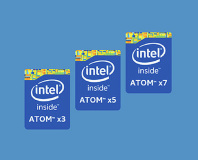 Intel announces Atom x3, x5, x7 branding