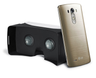 LG Electronics announces VR for G3 headset