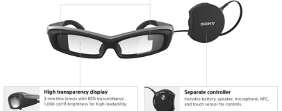 Sony opens pre-orders for SmartEyeglass wearable
