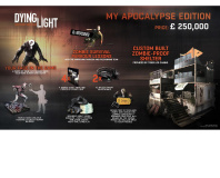 Techland unveils £250K Dying Light: My Apocalypse Edition