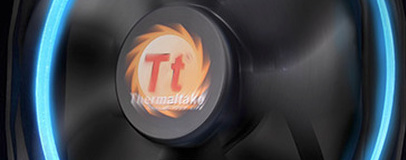 Thermaltake launches Riing LED 12, 14 rad fans
