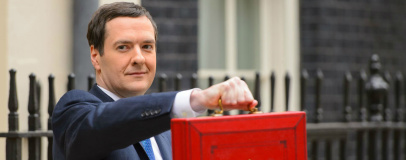 George Osborne targets tech in 2015 budget
