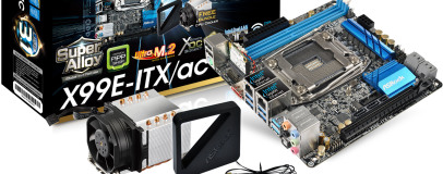 ASRock reveals world's first X99 Mini-ITX motherboard