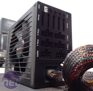 Be Quiet! shows off new PSU and case at CeBIT 2015