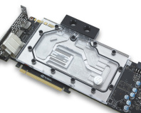 EK announces GeForce GTX Titan X water block