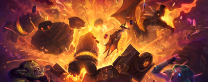 Hearthstone Blackrock Mountain expansion unveiled