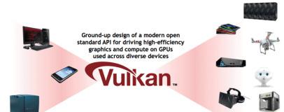 Khronos Group announces low-overhead Vulkan API