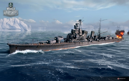 World of Warships Closed Beta Departs March 12