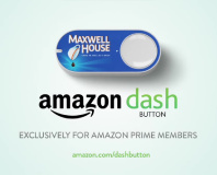 Amazon unveils item-ordering Dash buttons
