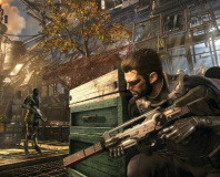 Square Enix announces Deus Ex: Mankind Divided