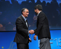 Intel shows off SoFIA-based Atom x3