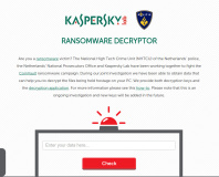 Kaspersky finds CoinVault ransomware key cache