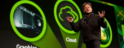 Nvidia's graphics grow, but warns of soft forecast