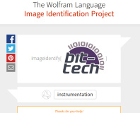 Wolfram launches Image Identification tool