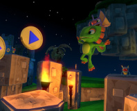 Yooka-Laylee becomes most-Kickstarted UK game ever