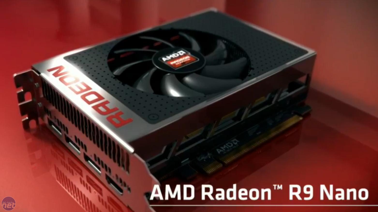 Radeon r9 nano mining