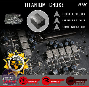 MSI Z170 XPOWER Gaming Titanium Edition Revealed