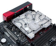 EK Water Blocks launches MSI Z170G monoblock