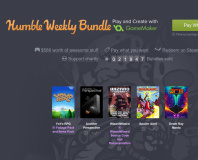 Humble Weekly Bundle packs source code, too